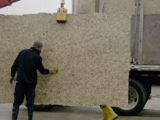 Granite slab photo