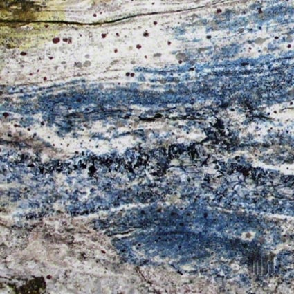 Azurite Granite close 2