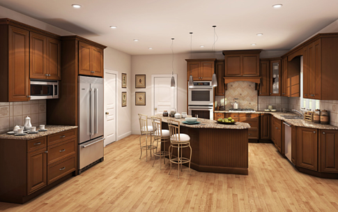 More Images Of Fabuwood Cabinets