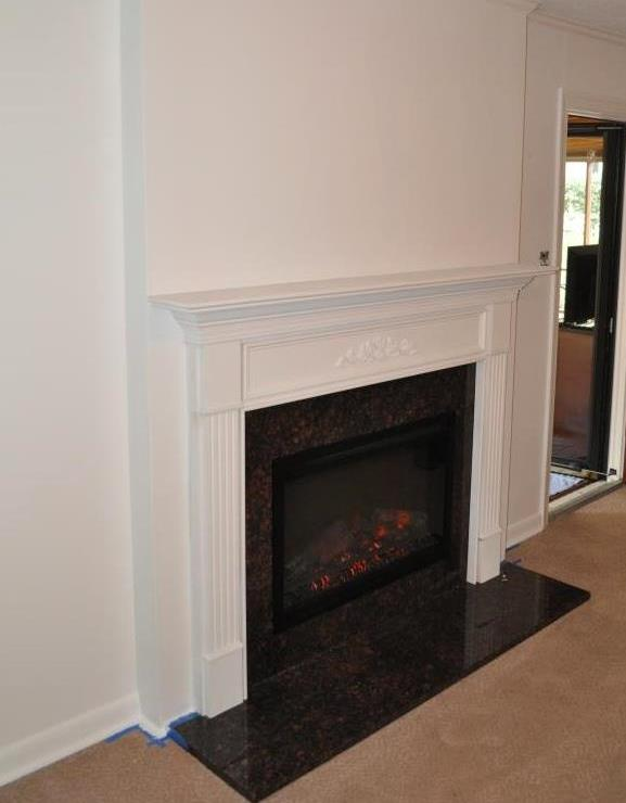 electric fireplace 36 inch
