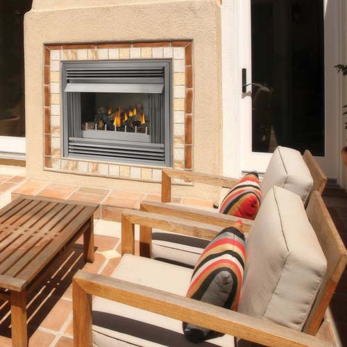 outdoor fireplace gsss36