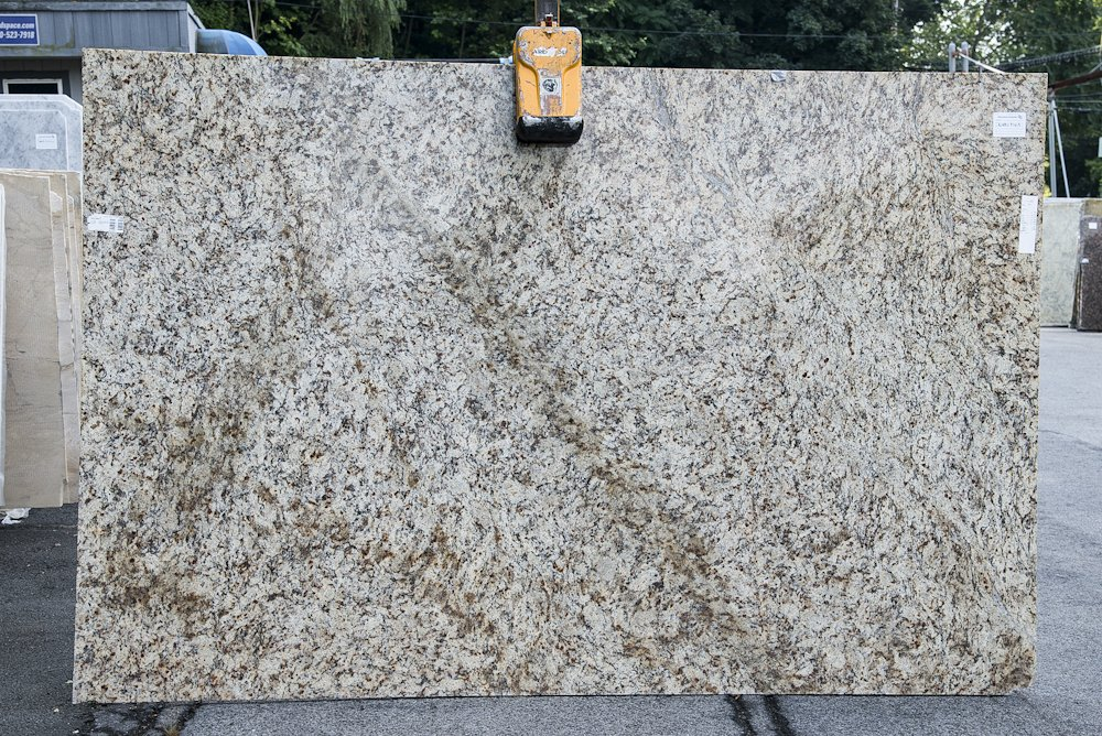 Napoli white granite 2
