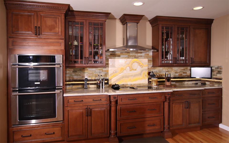 Fabuwood cabinets for Kitchen design wellington