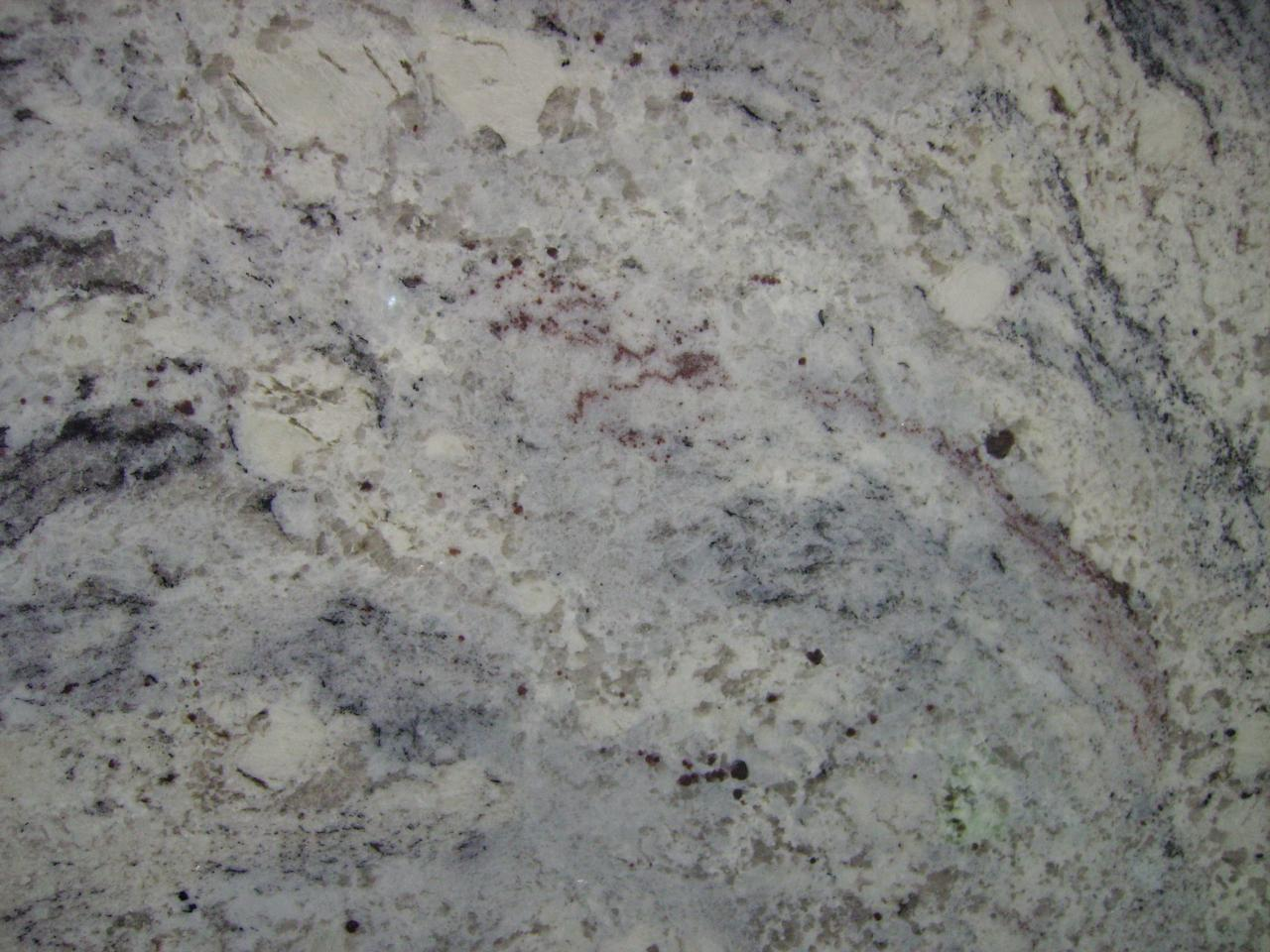 Alaskan White granite 1