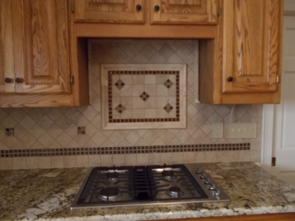 Tile Backsplash Video