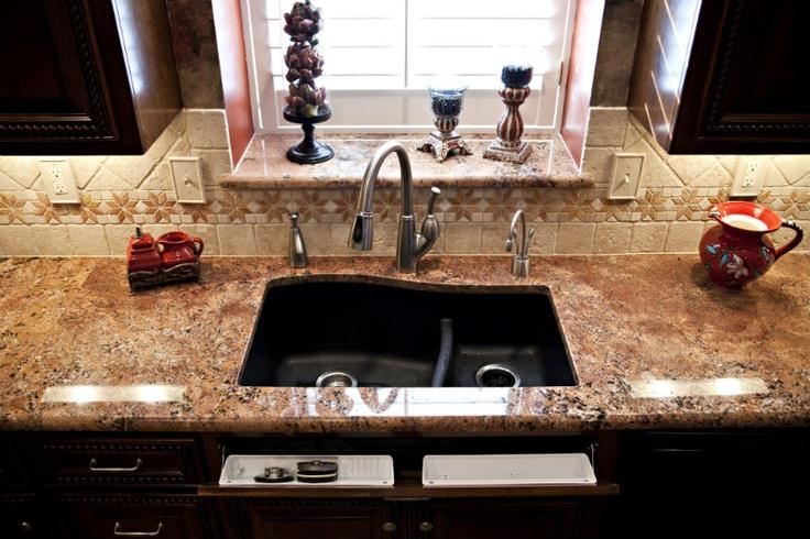 free form countertops granite charlotte stainless steel sink