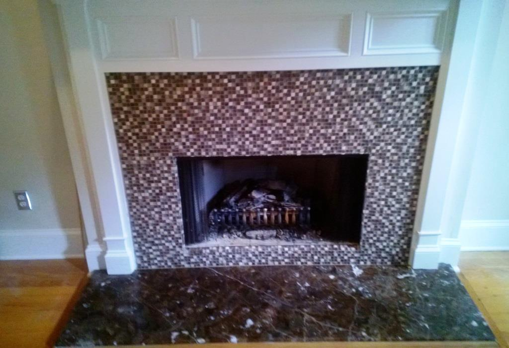 tile surround