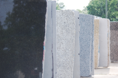 granite slab colors
