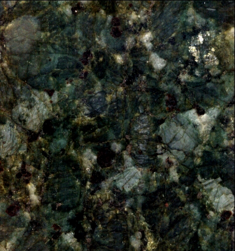 verde butterfly granite close
