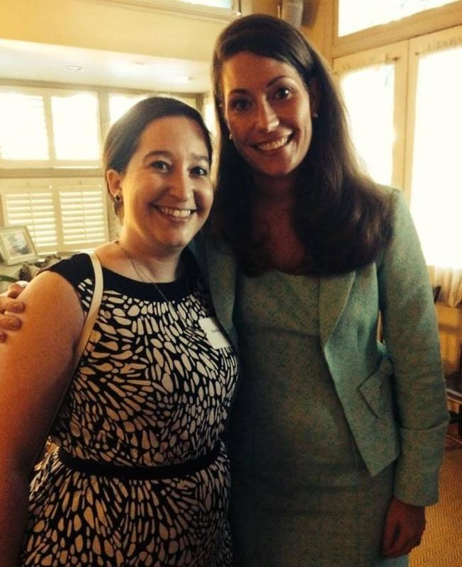 Secretary of State Alison Lundergan Grimes & Emily