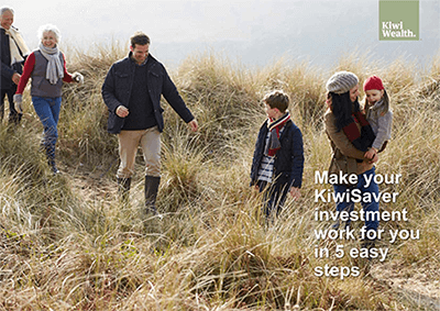Make your KiwiSaver investment work for you in 5 easy steps