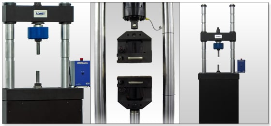 express servo hydraulic testing machine