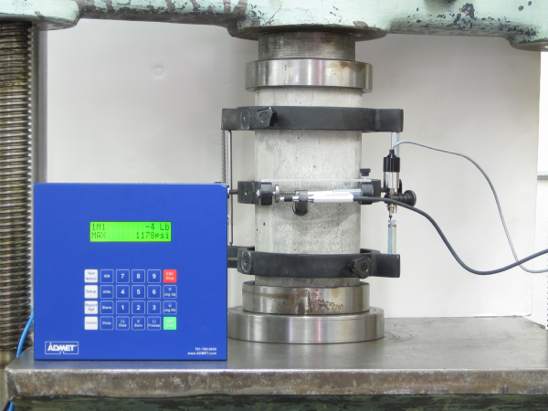 ASTM C469 Test