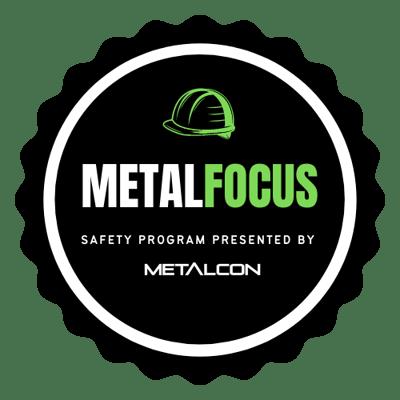 METALFOCUS Safety Certificate Seal
