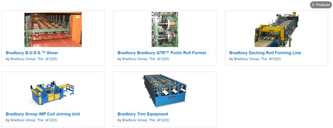 bradburyproduct