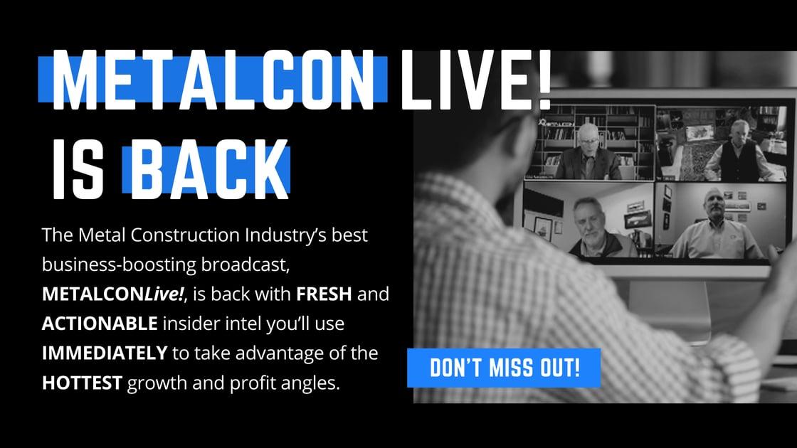 metalcon live banner