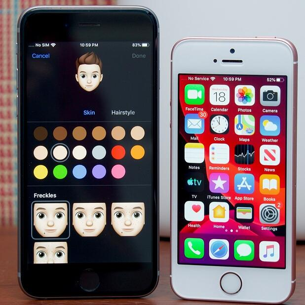 iOS14 will be unveiled next week and the iPhone 6S survives