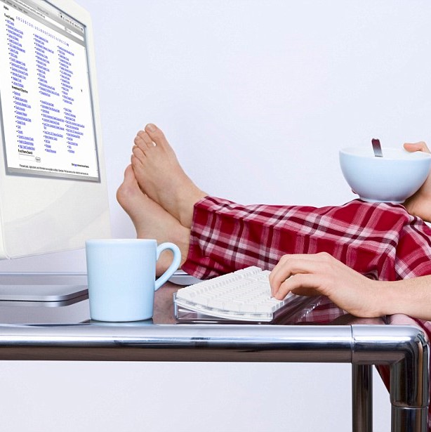 The Five Stages of Remote Working - where is your company at?