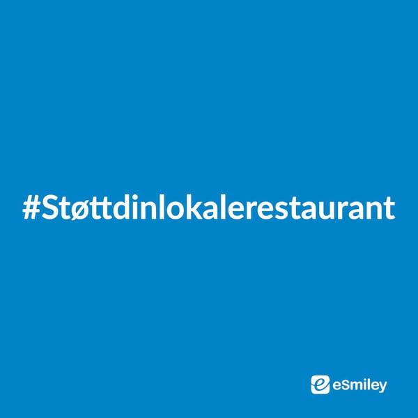#støttdinlokalerestaurant