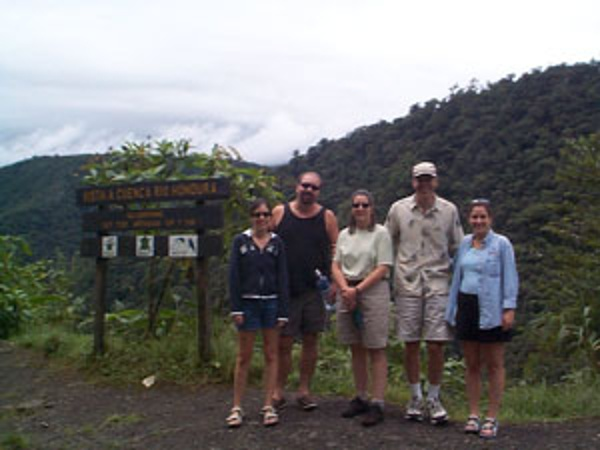 Visiting one of the many national parks. More than 27% of Costa Rica is national park, preserve or protected land.