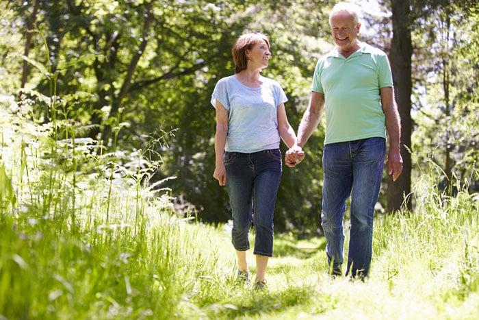 Walk This Way to Ease Osteoarthritis Pain