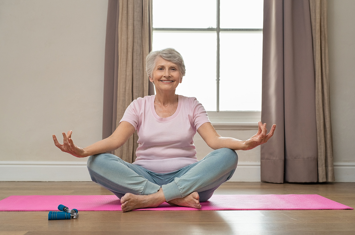 Can Meditation Ease Arthritis Pain?