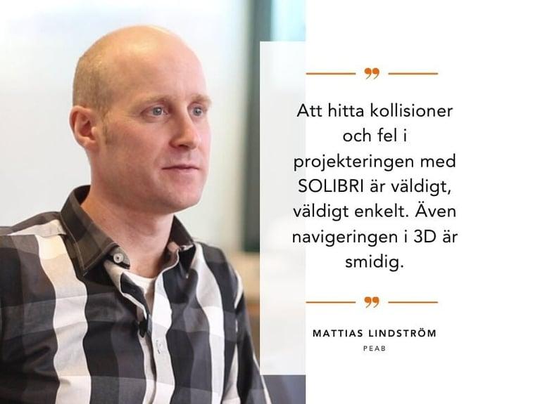 PEAB - Mattias Lindström