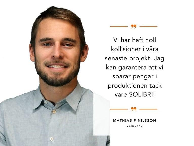 Veidekke - Mathias P Nilsson