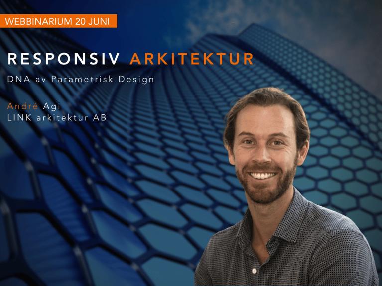 André Agi om parametrisk design