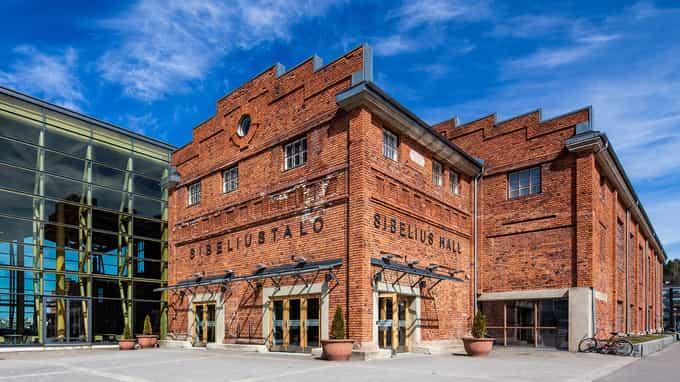 Lahden Sibelius-talon korjaussuunnittelu oli A-Insinöörien vastuulla.