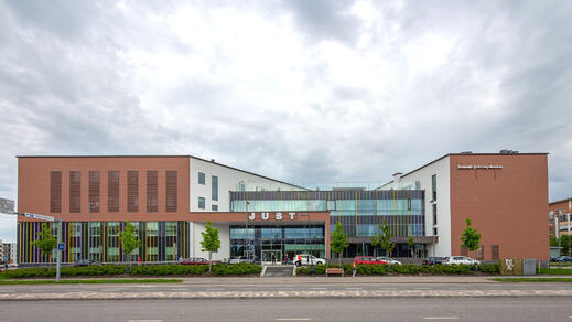 Järvenpää Social and Healthcare Centre (JUST), Järvenpää