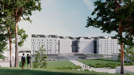 Kuopio University Hospital's New Heart project (part of hospital reforms), Kuopio