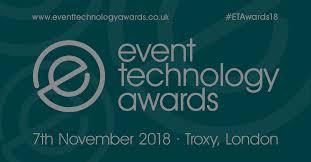 Event Technology Awards Shortlist