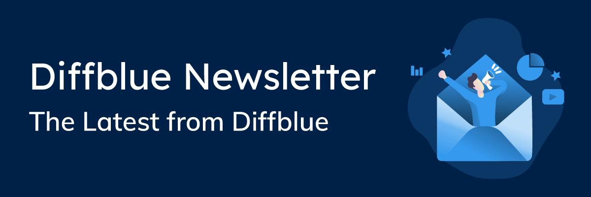 Diffblue Newsletter