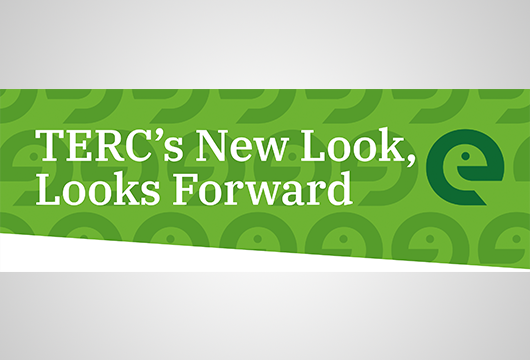 TERC's New Look, Looks Forward