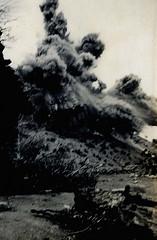 Explosion. Waziristan