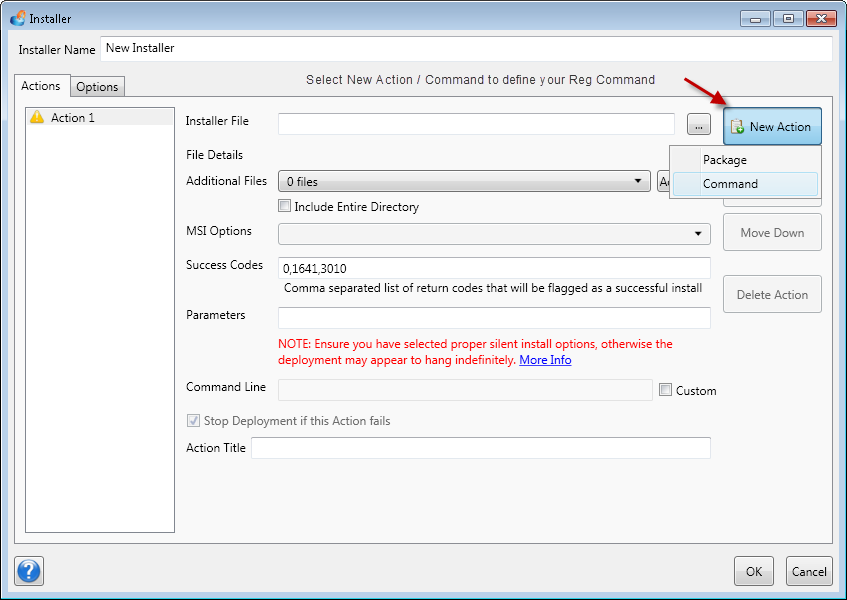 modify the registry remotely using PDQ Deploy Pro