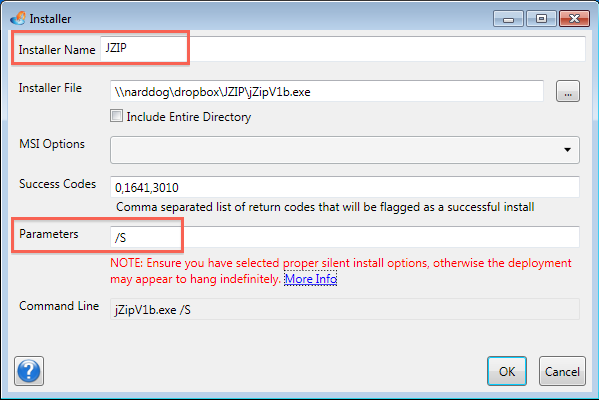 JZIP - Free WinZip alternative