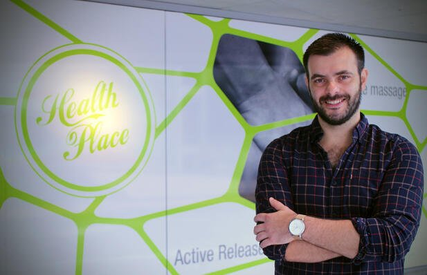 Introducing Pedro Alcobio, owner of The Health Place