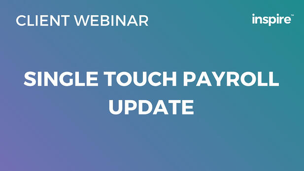Setting Up Single Touch Payroll on Xero - Client Webinar