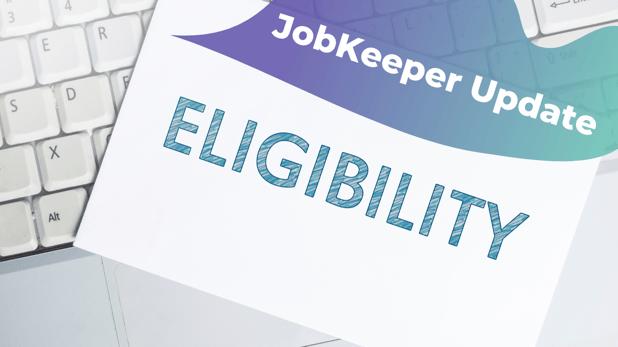 JobKeeper Eligibility Update