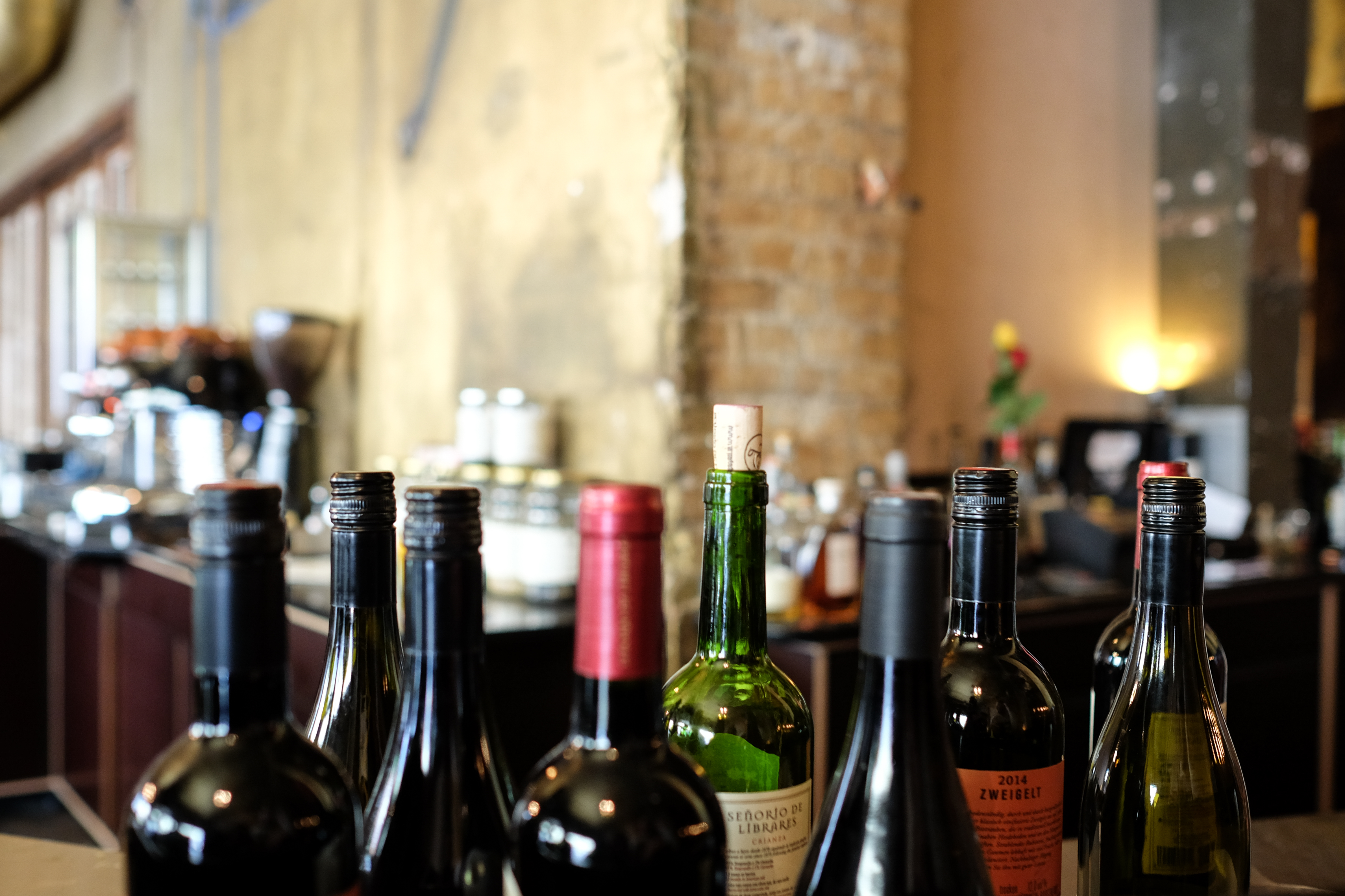 And now for the (very) good news. Wine is tax deductible