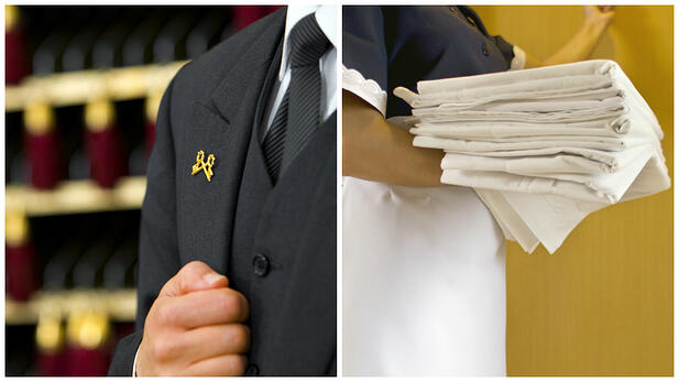 Are housekeepers Tax deductible?