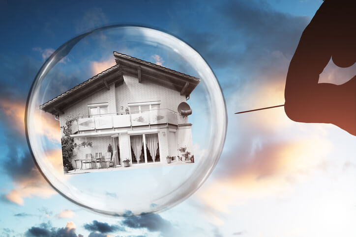 Are We In the Midst of a Housing Bubble?