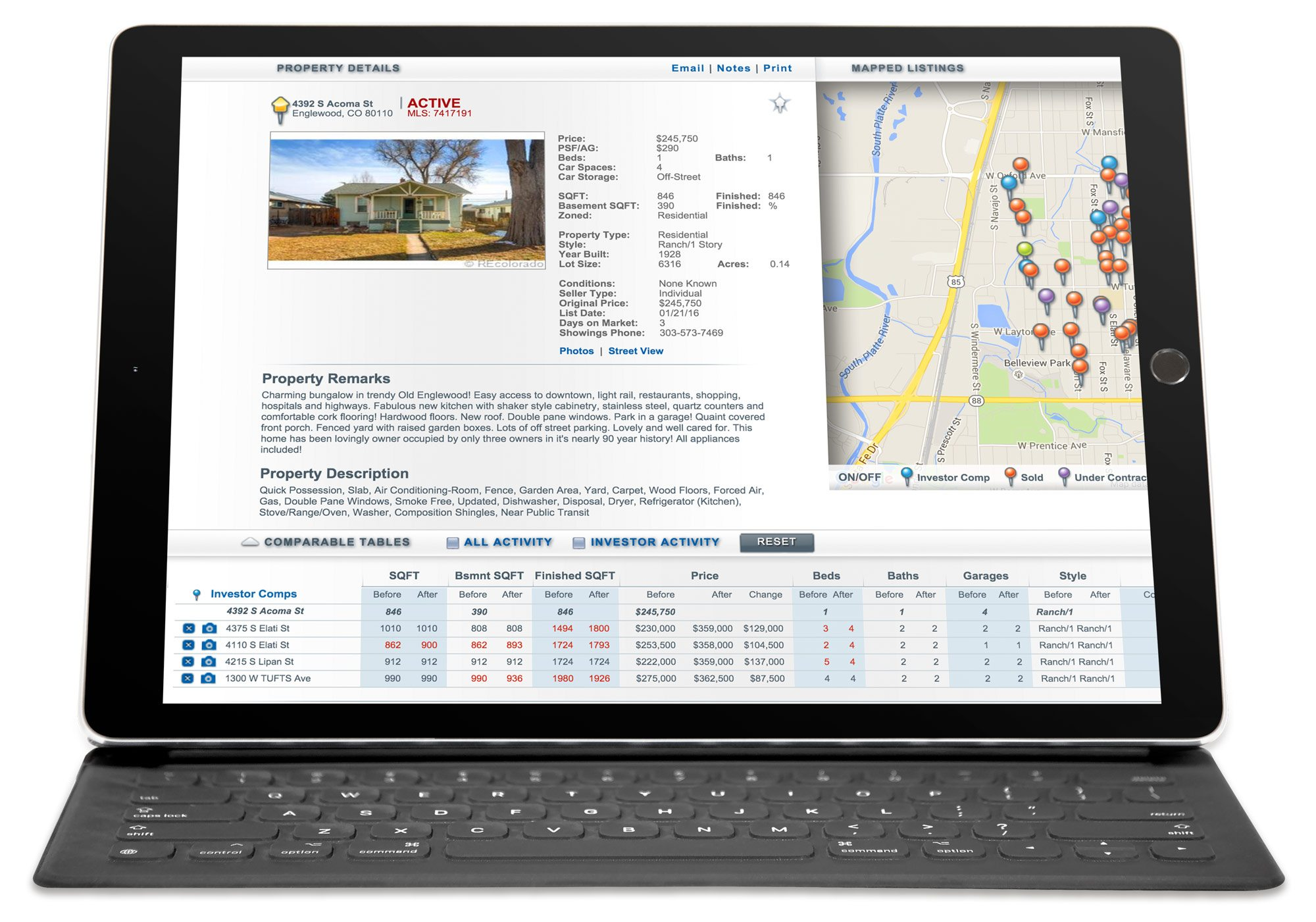 Privy   Incredibly Powerful Real Estate Investment Software