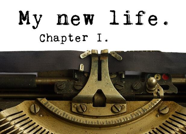 New Life…New Beginnings…New Adventures