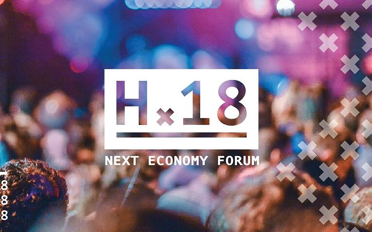 News: FIBRES at H18 - The Next Economy event