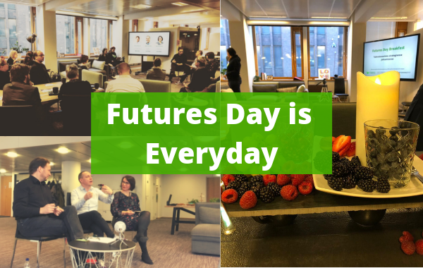 Futures Day: Is your company proacting or reacting to future?