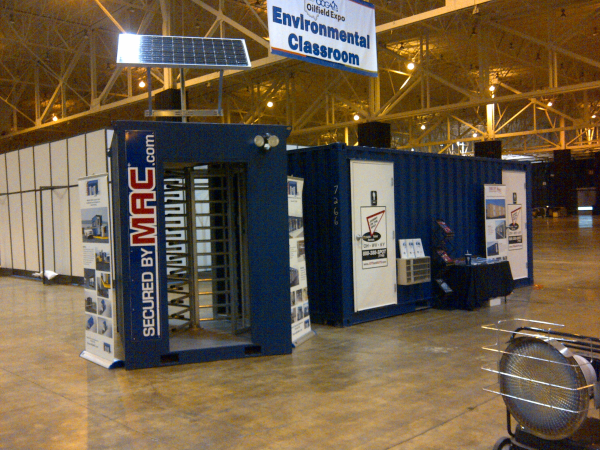 MSSI: Exhibits at the Ohio Oil and Gas Association Oilfield Expo