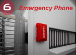 Emergency phones, security phones, emergency security phones